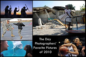Day Photographers' Favorite Pictures of 2010