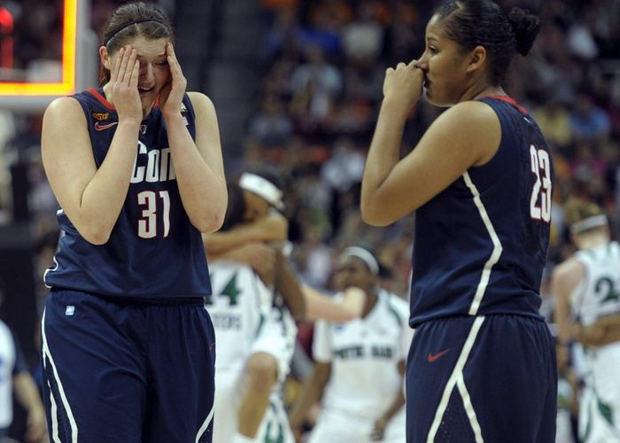 UConn women lose to Irish 83-75 in overtime , Photo 1 of 20