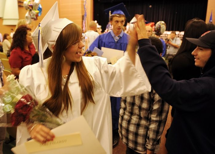 Thames River Academy Graduation, Photo 1 of 6