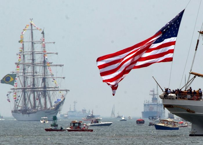 The Parade of Sail, Photo 1 of 10