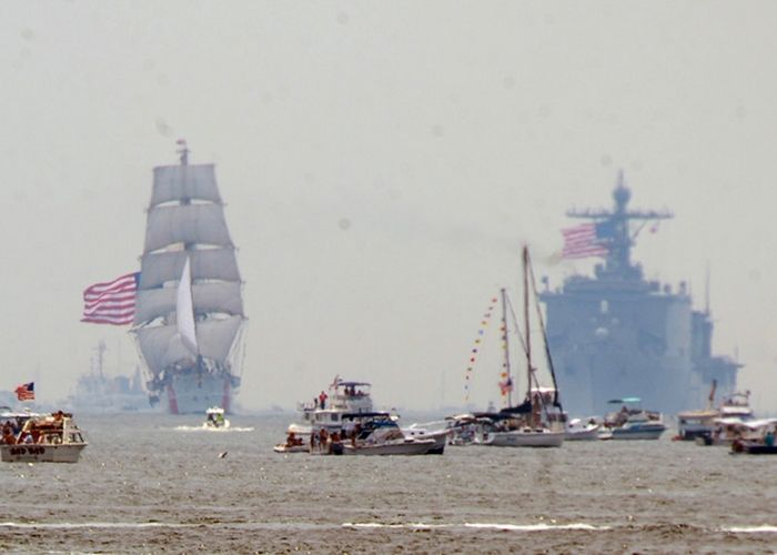 The Parade of Sail, Photo 2 of 10
