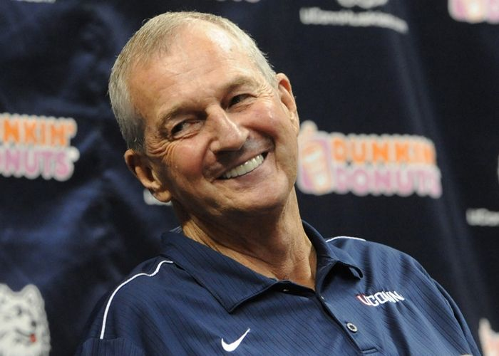 Jim Calhoun retires, Photo 1 of 8