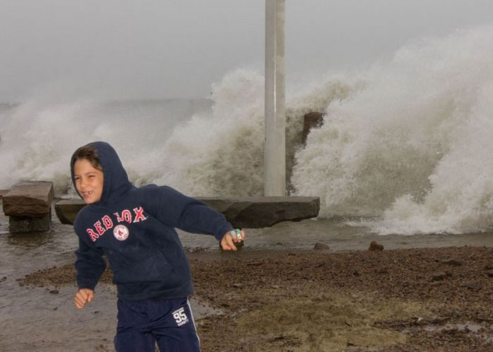 Readers' Hurricane Sandy photos, Photo 1 of 10
