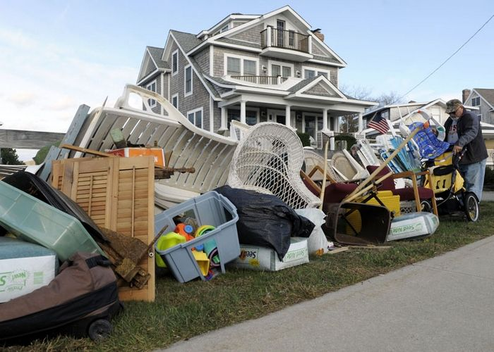Recovering from Sandy, Photo 1 of 9