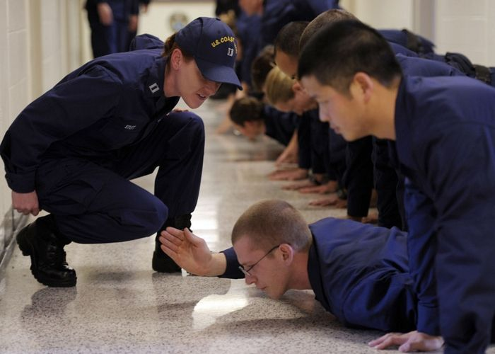 Coast Guard, NOAA cadets train together, Photo 1 of 9