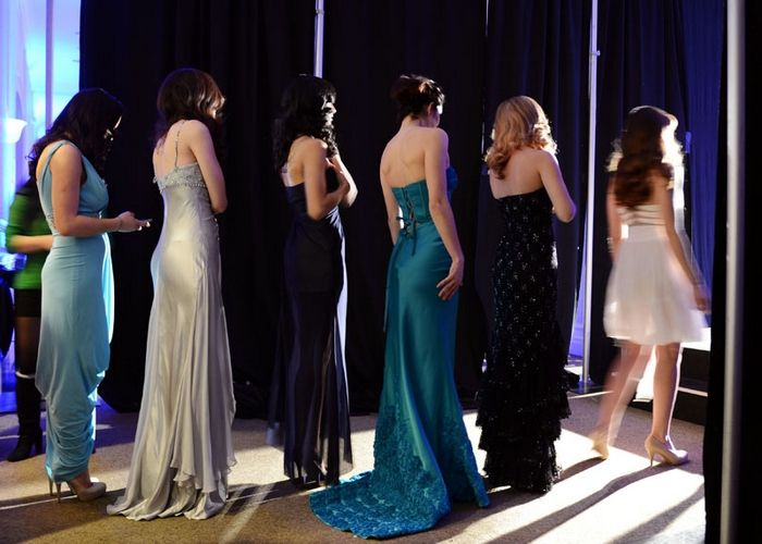 Fashion in the Ballroom, Photo 1 of 9