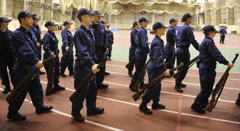 Coast Guard, NOAA cadets train together | Zip06 com