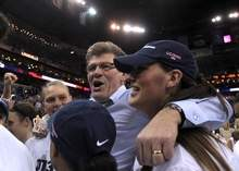 National title goes to UConn women