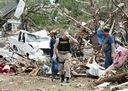 Tornadoes strike Texas | May 16. 2013 | 9 photos