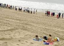 Support for Misquamicut State Beach after Sandy