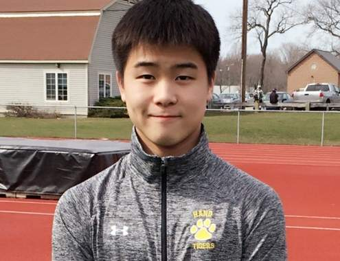 Hand junior diver Teddy Zeng claimed the SCC, state, and State Open crowns for each of his first three seasons, along with being the record holder for the Class L and M state championships, plus the State Open.