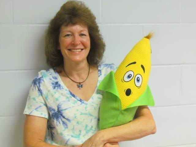 Lend an ear to Alison Caron and she'll make a powerful case for volunteering at this year's North Branford Potato and Corn (POCO) festival, where she's been a dedicated volunteer since 2007. You'll find her among the supervisors in the Potato and Corn tent at this year's 15th anniversary edition of POCO, which runs Friday, Aug. 5 to Sunday, Aug. 7.  Photo by Pam Johnson/The Sound