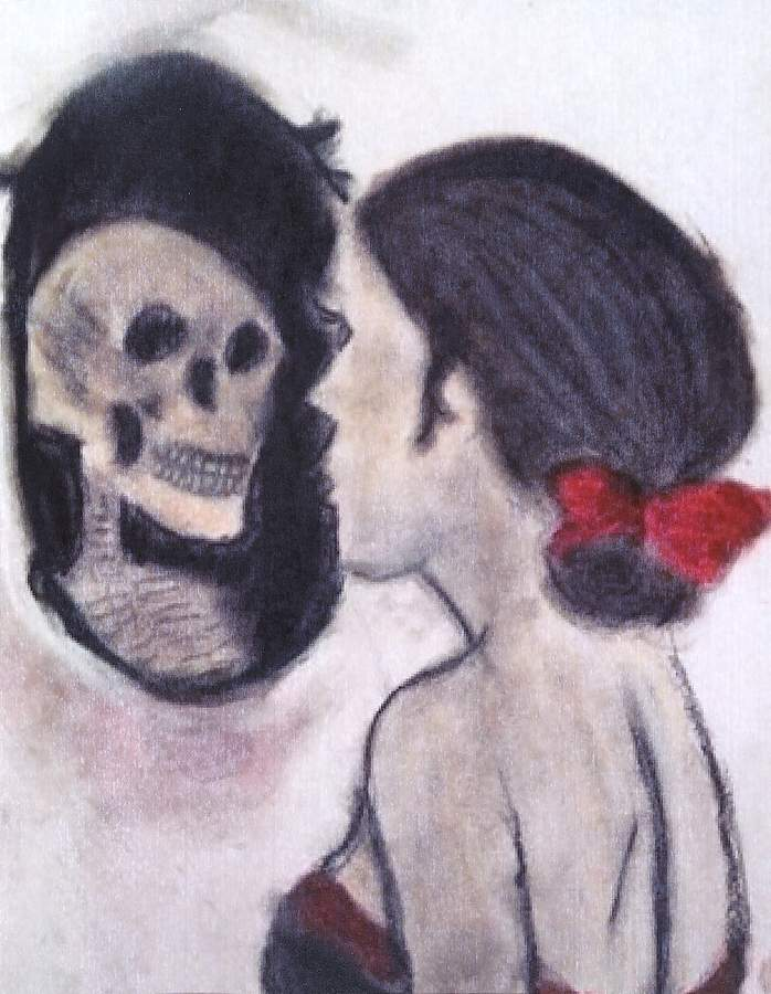Skeleton in the Mirror, Stephanie, 18