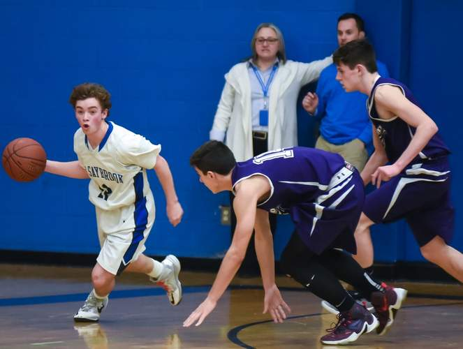 Old Saybrook Boys' Basketball Grabs Two More Wins