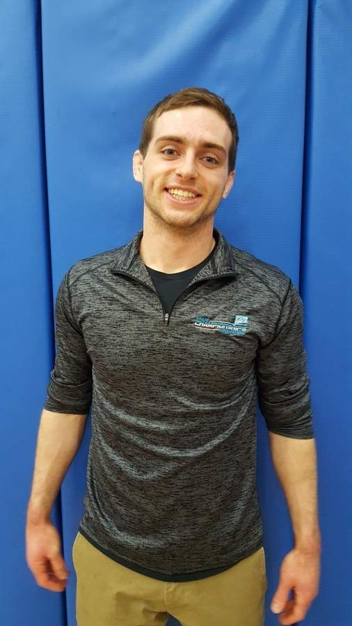 Ken Markwat uses his experience as a former Cougars' wrestler and a current jiu-jitsu instructor to shape Haddam-Killingworth's grapplers as an assistant coach. Photo courtesy of Ken Markwat