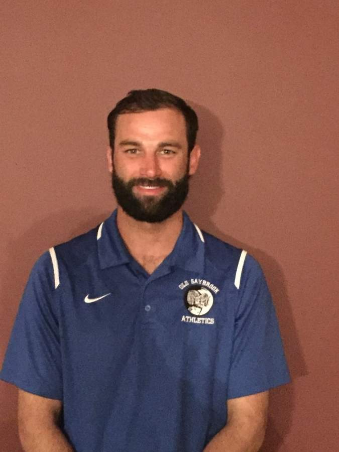 James Hespeler waited patiently to become a high school lacrosse coach and now he's in the middle of his first season as head coach of the Rams' boys' lacrosse squad. James, a Branford resident, teaches physical education at Old Saybrook Middle School.  Photo courtesy of James Hespeler