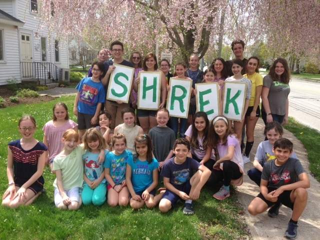 Madhatters Theatre Company will presents Shrek, the musical at Chester Meeting House. Photo courtesy of the Madhatters Theater Company
