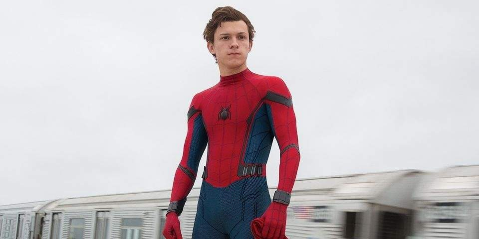 Tom Holland stars in Spider-Man: Homecoming. Photo courtesy of Marvel Studios