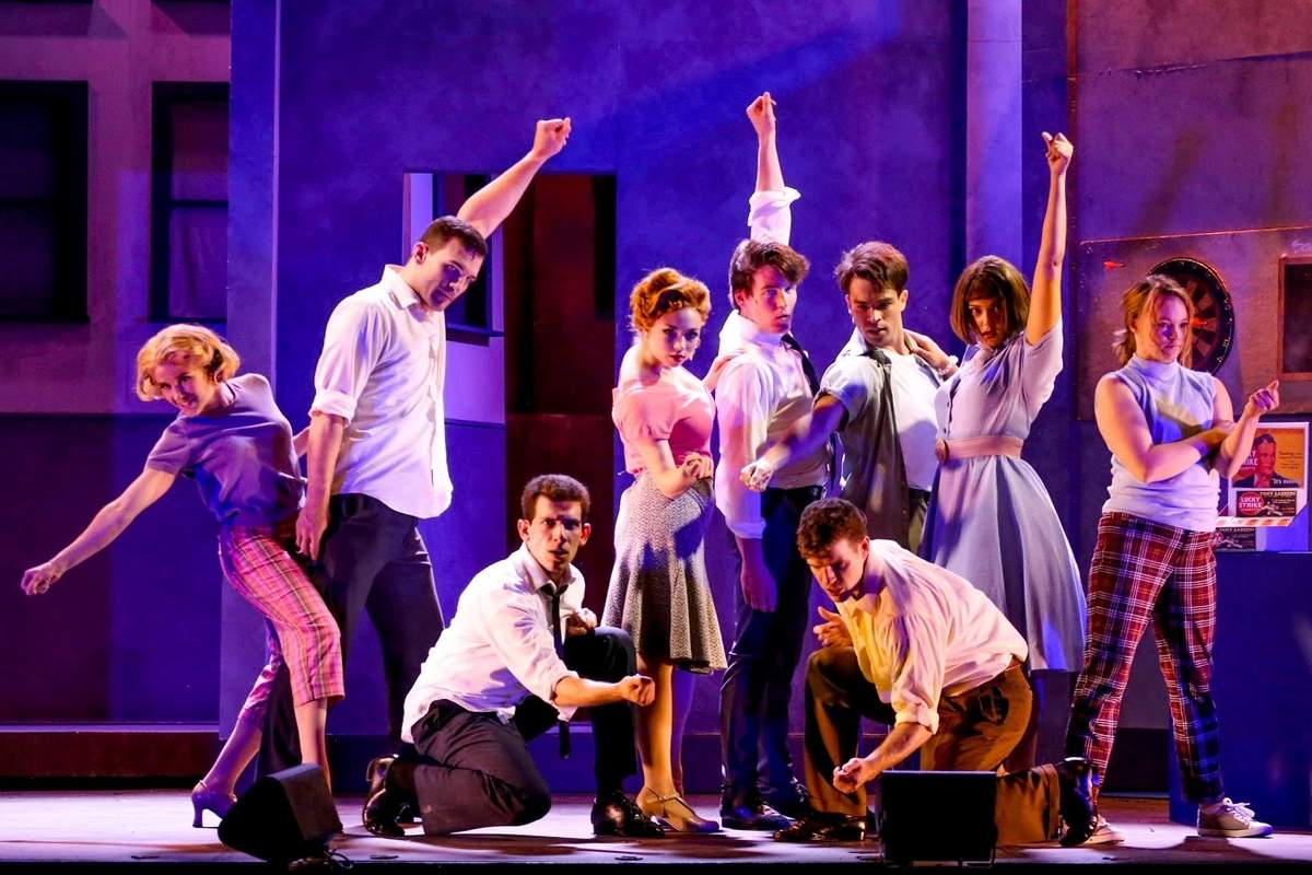 West Side Story, though it takes places 60 years ago, remains relevant today. Photo by Jonathan Steele