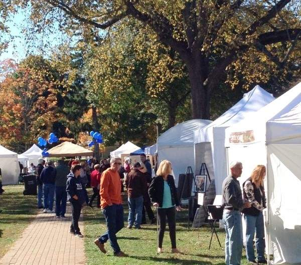 Artists working in all media are invited to submit work for the 13th annual Autumn Arts Festival in Madison. Photo courtesy of Spectrum Gallery