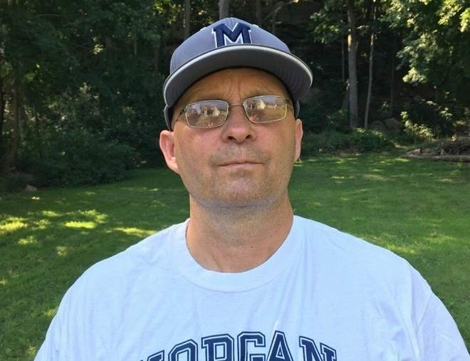 After 11 seasons, dozens of victories, and two appearances in the Class S state final, John Litevich has stepped down as the head coach of the Morgan baseball team. John was previously an assistant coach with the high school squad at Branford, which is where he lives. Photo courtesy of John Litevich