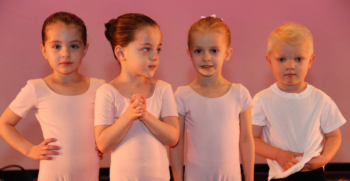 New Haven Ballet is offering free classes to new students aged 3 to 10 years. Photo courtesy of New Haven Ballet
