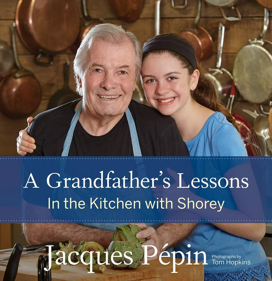 Jacques Pépin will be talking about his new cookbook, and signing copies, at several upcoming events in Madison, and Chester, along with other towns. Photography by Tom Hopkins of Madison and courtesy of Houghton Mifflin Harcourt
