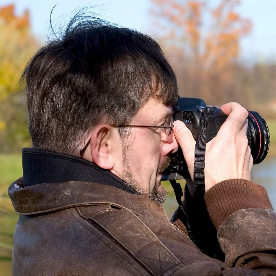 Christopher Jennings Penders will offer a lesson covering some basics of digital photography at Scranton Memorial Library. Photo courtesy of Scranton Memorial Library