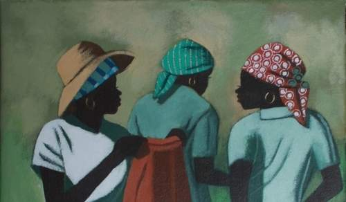 The Haitian Art & Handcraft Sale will benefit the Vassar Haiti Project. Photo courtesy of the Mercy Center