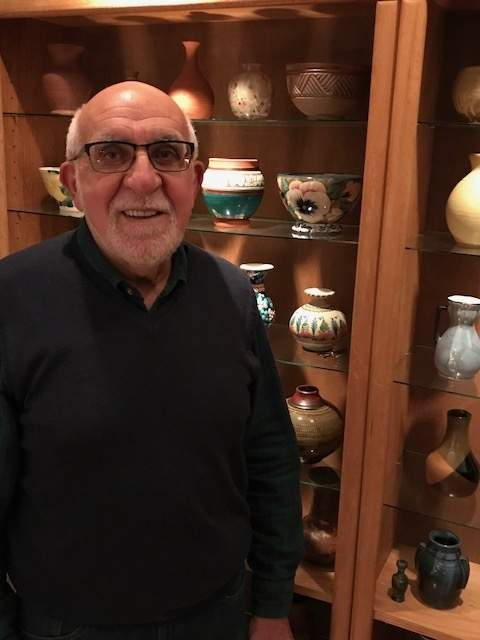 Frank Carrano helped found Branford Arts and Cultural Alliance, which has several upcoming events showcasing some of the town's hidden gems. Photo courtesy of Frank Carrano