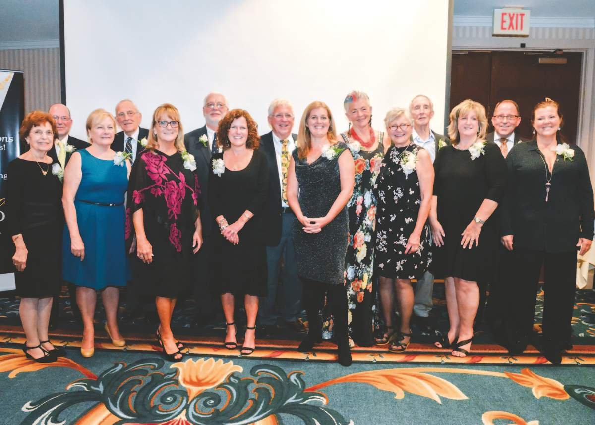 The Sixth Annual Beacon Awards Gala Award Winners: Constance Fusco, David Allen, Mary Cacace, William Hawke, Cindy Golia, Raymond Hayes, Lynda L. Hunnicutt, William(Bo) Huhn, Sue Kruczek, Renée A. McIntyre, Susan Melchior, Tom ODell, Jackie St. Peter, Jeffrey Vailette, Hedy Watrous.