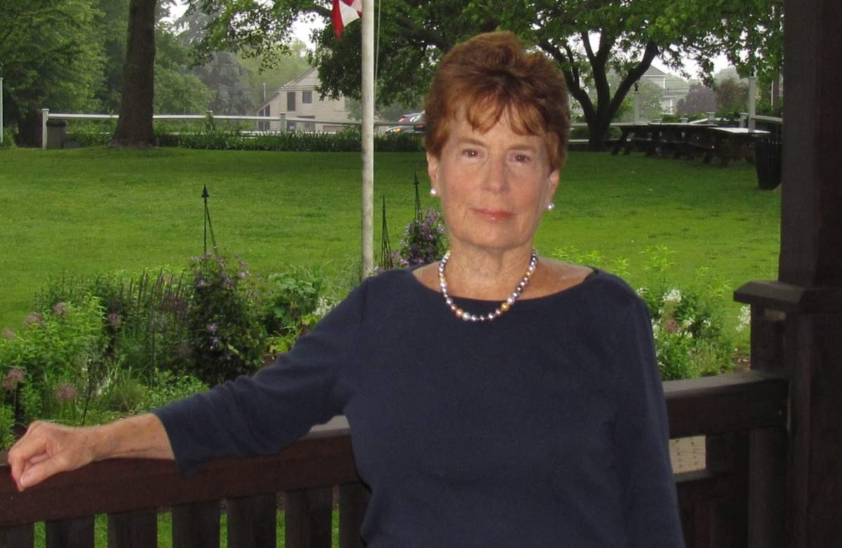 "Branford Community Foundation (BCF) board member and Community Investment Committee chair Rita Berkson invites the Branford community to come out to the beautiful grounds of the Owenego Beach and Tennis Club on Friday, July 19 at 6 p.m. to enjoy ""Hometown Harmonies & Branford's Official 375th Birthday Party,"" hosted by BCF. To help BCF plan for a crowd, advance reservations (pay-what-you-can) are requested.  Photo by Pam Johnson/The Sound"