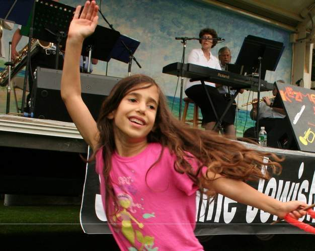 The music at The Shoreline Jewish Festival is intended to get audiences of all ages dancing. Photo courtesy of The Shoreline Jewish Festival