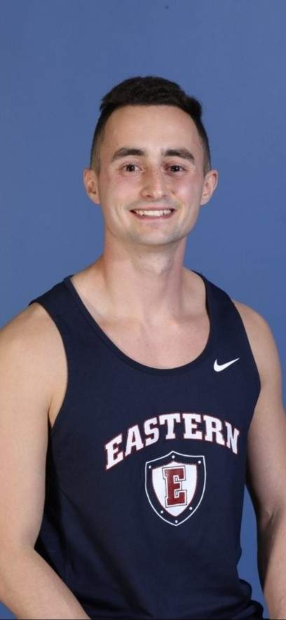 Nick Afragola enjoyed a nice career as a runner at Haddam-Killingworth and then continued seeing success at Eastern Connecticut State University before recently graduating. Photo courtesy of Nick Afragola
