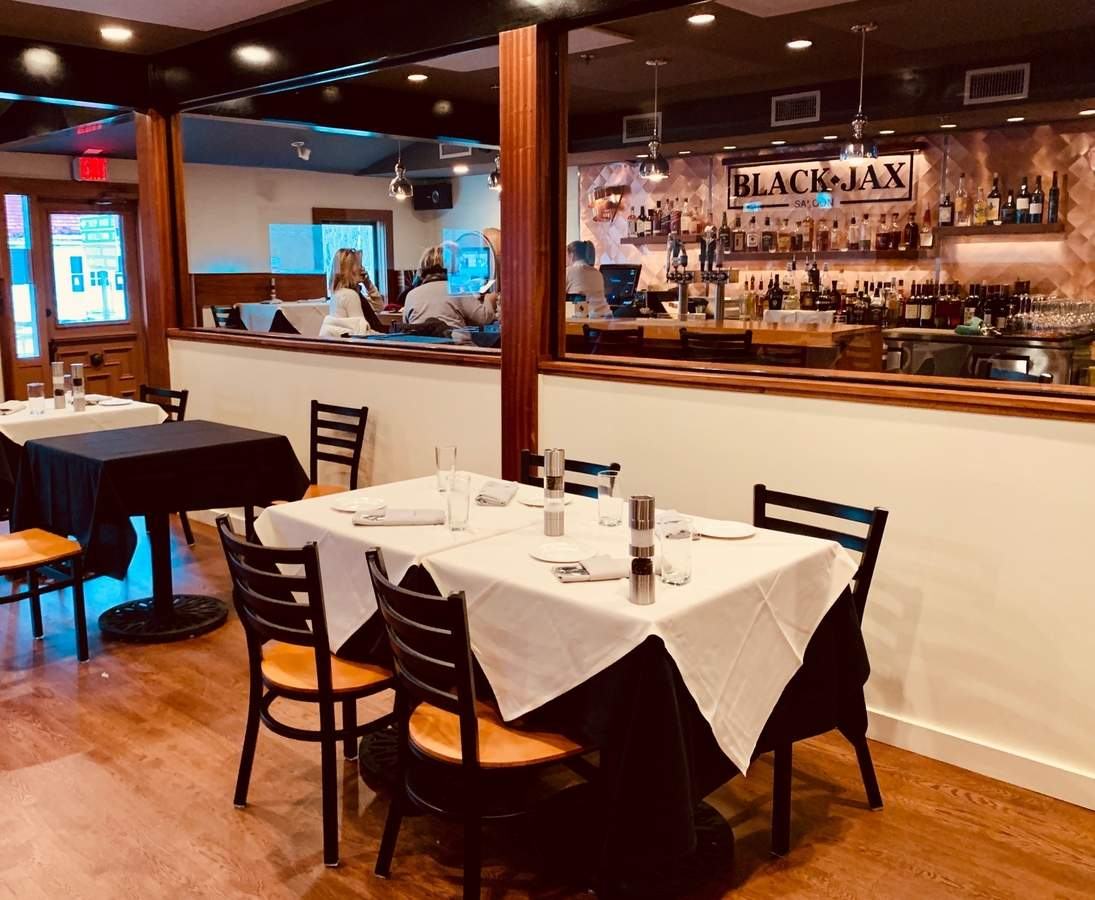 Jack Flaws, known for Jack Rabbit's in Old Saybrook, among other ventures, is opening up Black Jax Saloon in Centerbrook. Photo courtesy of Black Jax