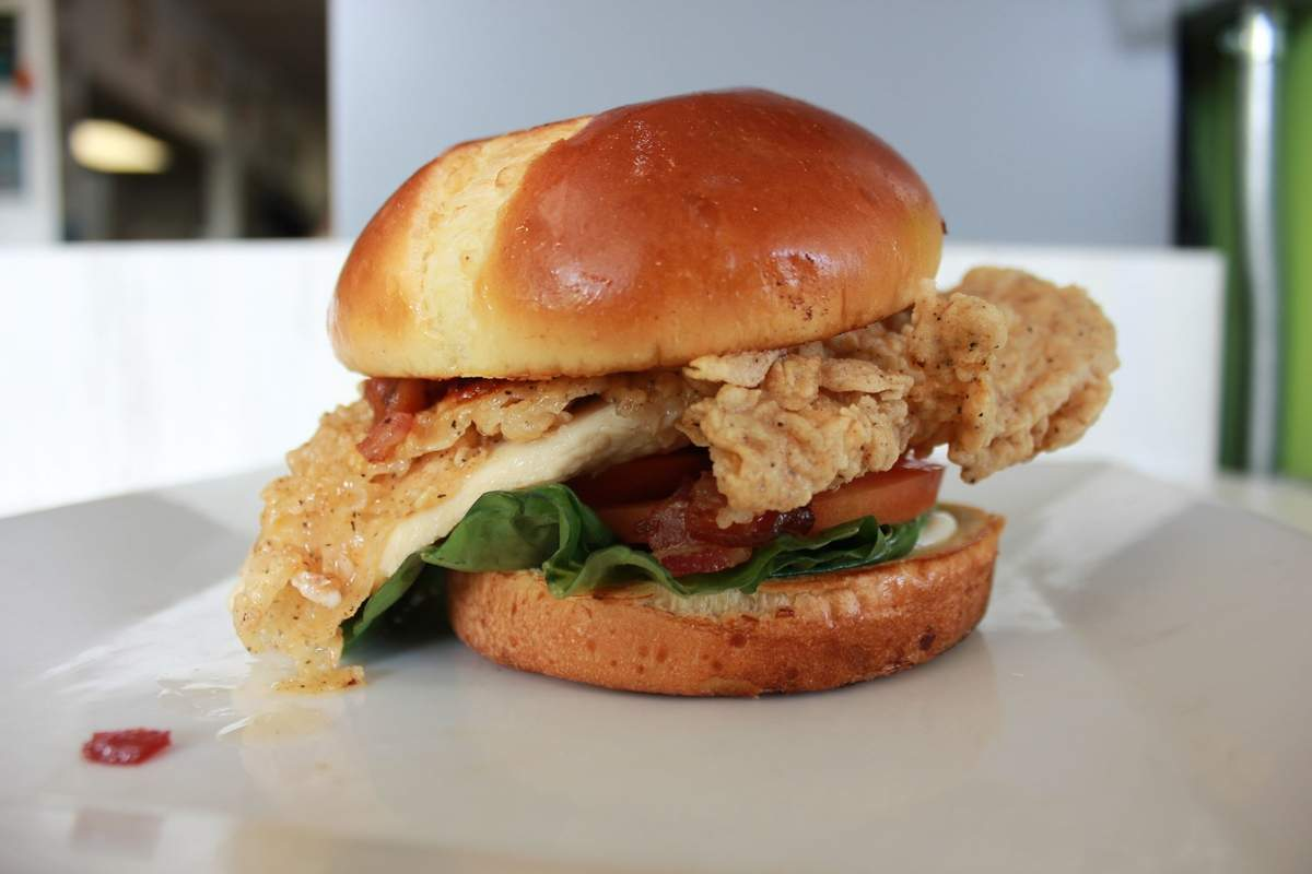 Fenwick N' Chicken will offer a wide variety of chicken sandwiches, offered to-go and by delivery on some areas of the Connecticut shoreline. Photo courtesy of Fenwick N' Chicken