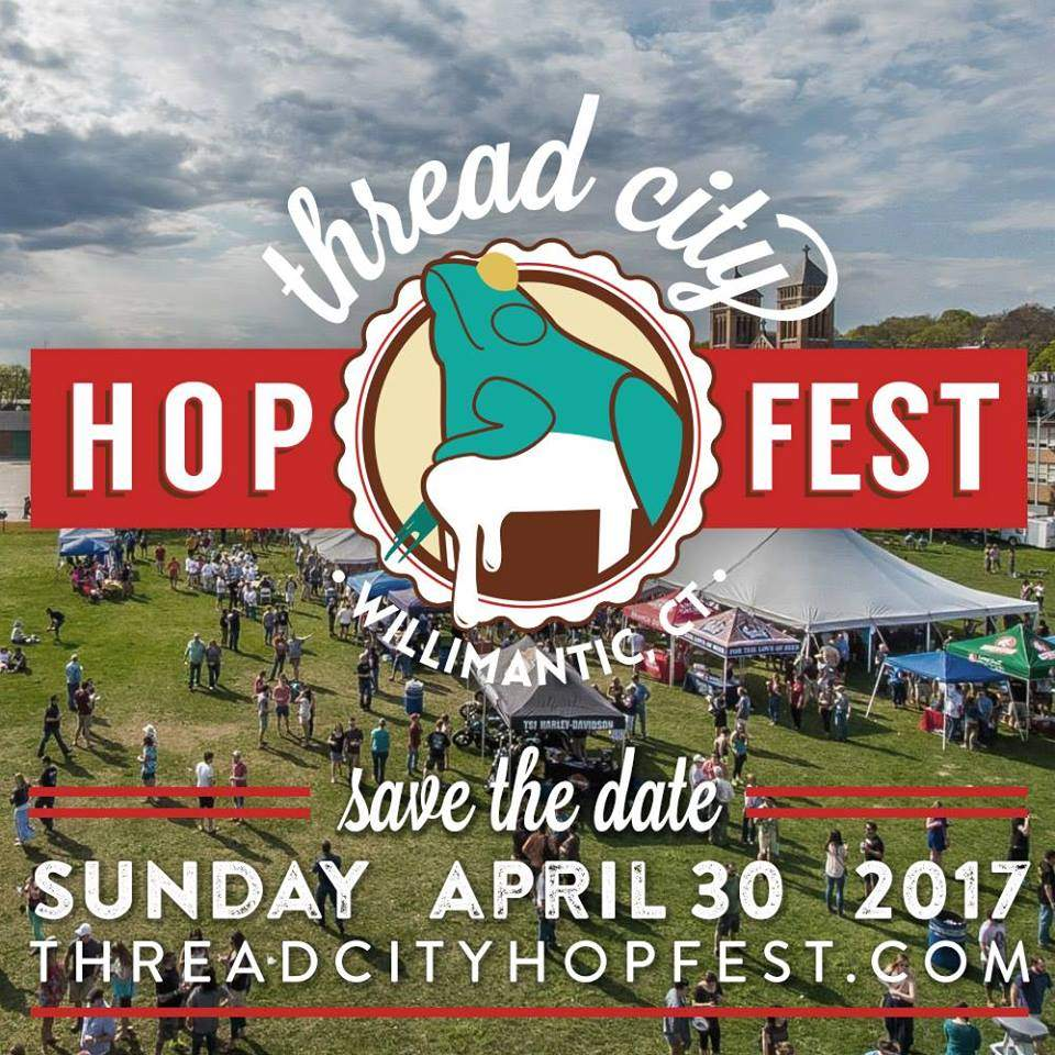 Thread City Hop Fest in Willimantic