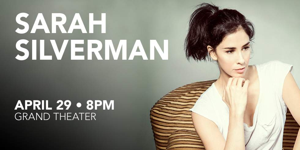 Sarah Silverman at Foxwoods