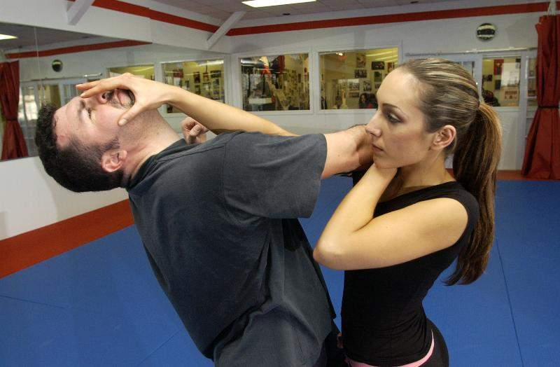 Self Defense Workshop for Women and Girls