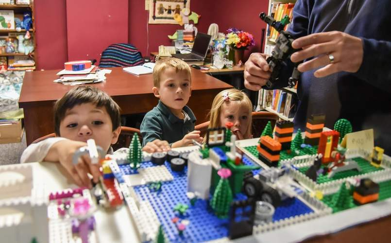 LEGO Builders Club at East Haven Library