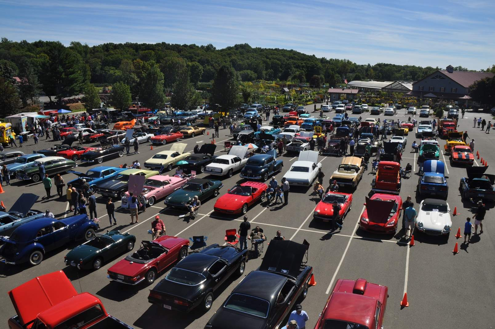 Rotary Cars Benefit U.S. Vets