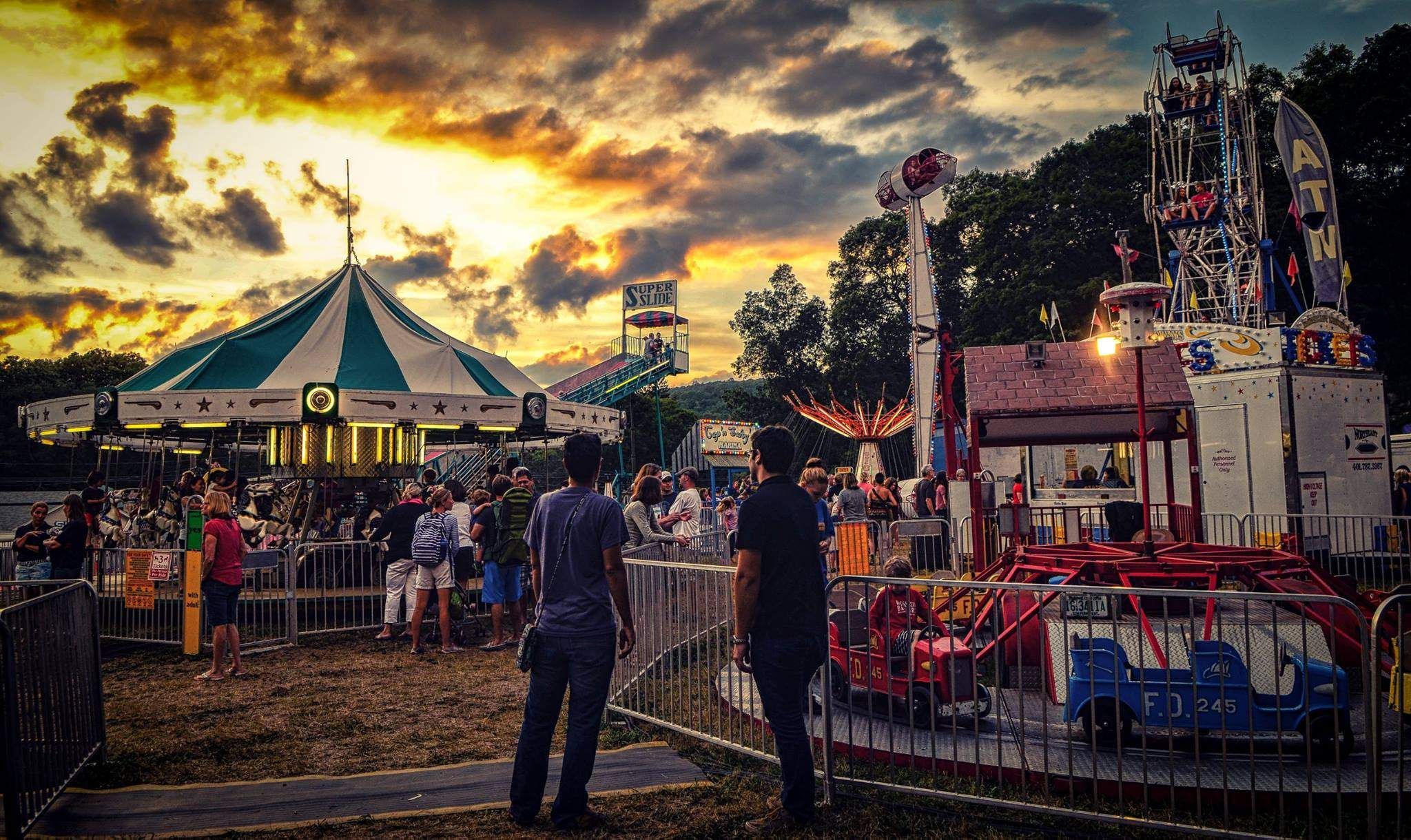 116th Hamburg Fair