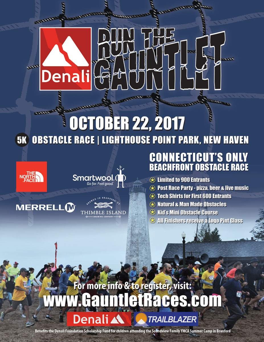 6th Annual Run the Gauntlet Obstacle 5K