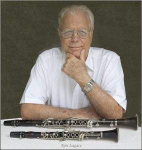 Community Music School hosts a Clarinet Technique Intensive with Master Clarinetist Ken Lagace