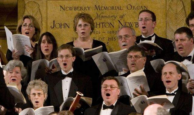 New Haven Chorale - Rolling Auditions