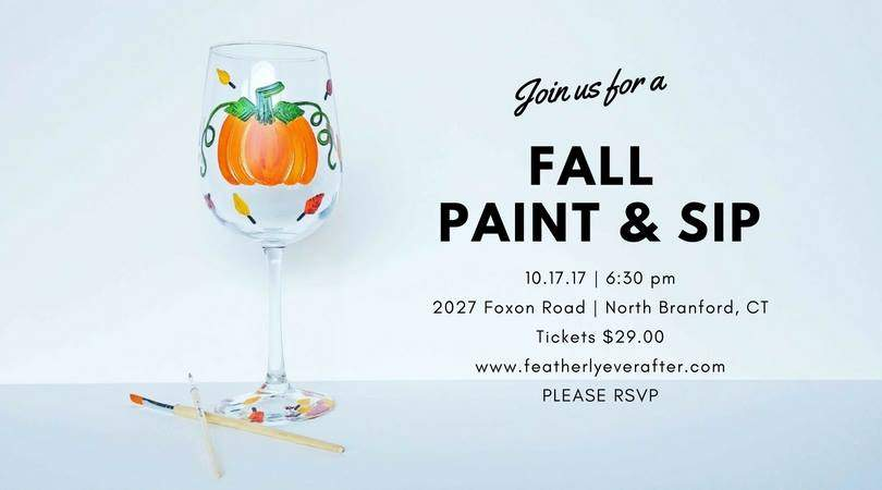 Fall Sip & Paint