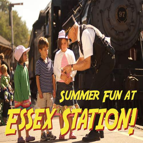 Mondays Are For The Dogs (And Cats) at Essex Steam Train & Riverboat