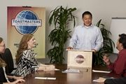 Colonel Ledyard Toastmasters Club Meeting, 1st Thurs., Ledyard; Thursday, April, 4, 2013