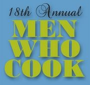 Men Who Cook; Sunday, November, 4, 2012