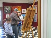 DRAWING CLASSES FOR ADULTS & TEENS; Friday, December, 7, 2012